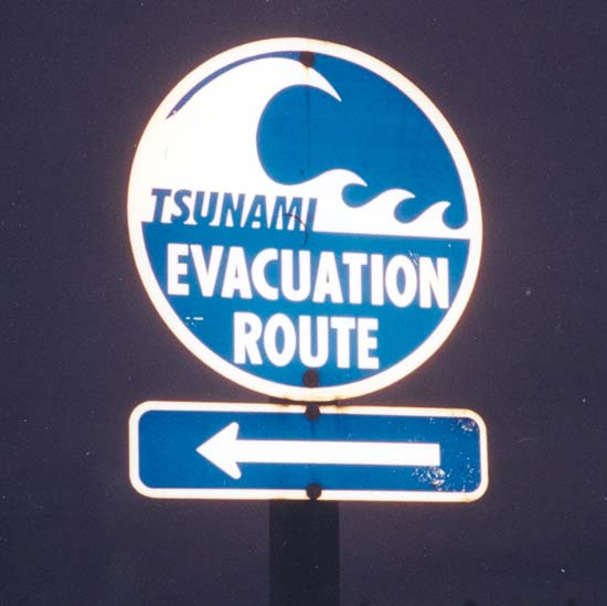 National Tsunami Preparedness Week