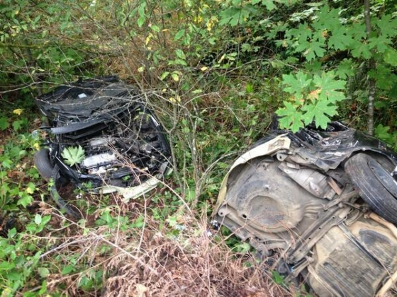 Two Grays Harbor teens die in Thurston County collision