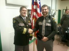 Pacific County Deputy Ryan Tully Chosen As Deputy Of The Year By Legion Post