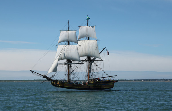 Whiskey Plank Party Celebrates Lady Washington Restoration Milestone