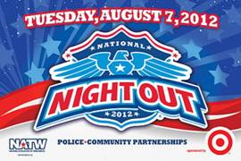 National Night Out Block Party Locations UPDATED