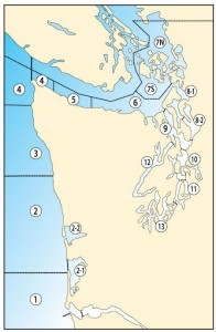 Washington Crab fishing seasons set for Puget Sound