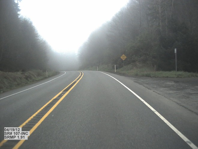 SR107 at MP2