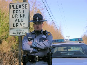 "July Emphasis patrols include ""Drive High, Get a DUI"" campaign in Washington"