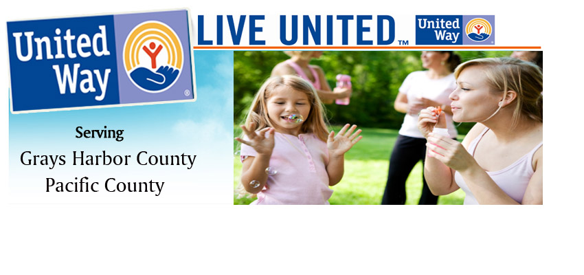 United Way of Grays Harbor and Pacific Counties