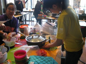 Math, science and health are all part of Yakima Valley after-school programs, some of which focus on teaching kids culinary skills. Photo courtesy 21st Century Afterschool Program.