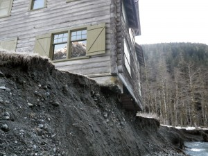 House mover to save Olympic National Park chalet