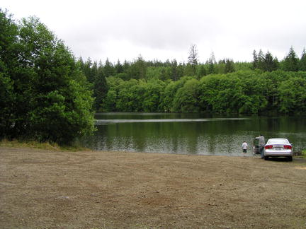 Failor Lake in Grays Harbor to open early for kids-only fishing derby