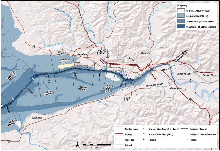 Public Comment period extended on Grays Harbor navigation improvement