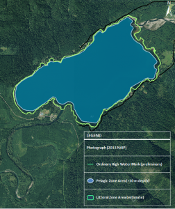 Lake Quinault: The lake is within the boundaries of the Quinault Indian Reservation   and owned entirely by the Quinault Nation up to the Ordinary High Water Mark.