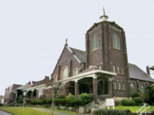 St Mary Parish in Aberdeen, WA