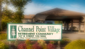 Channel Point Village, a Village Concepts retirement and assisted living community in Hoquiam