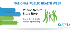 Joan Brewster – National Public Health Week Day 1