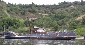 Governor Inslee signs bipartisan bill to further address the problems of derelict and abandoned vessels