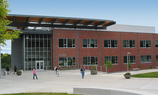 Grays Harbor College campus