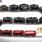 Steve Sack oil trains