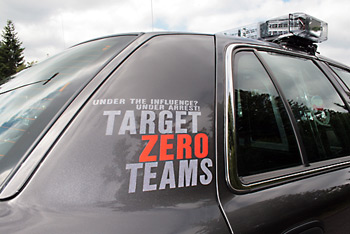 The Target Zero Teams first rolled out in King, Pierce and Snohomish counties in July 2010, as a demonstration project with the goal to reduce fatal and serious injury collisions caused by impaired drivers. After completing the original two year project, it's estimated more than 100 lives were saved because of the teams. In 2012, the Washington Legislature fully funded the Target Zero Teams to continue their work in the King, Pierce and Snohomish counties.