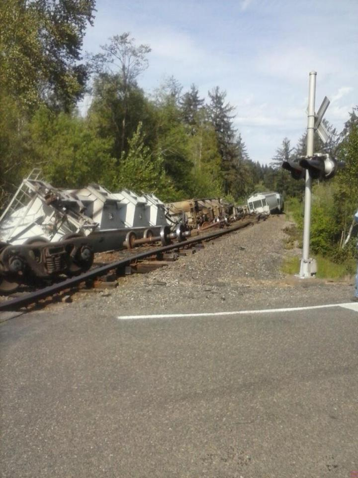 PSnP, Genesee & Wyoming respond to recent derailments with plans to invest in local line