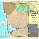 Proposed Public Hospital District #2 in Grays Harbor