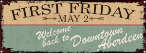 Aberdeen First Friday May