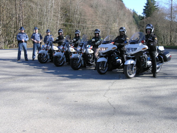 Washington joins emphasis patrols on 5,600 miles of road with the I-90/94 Challenge