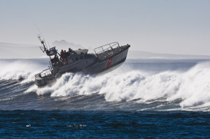Coast Guard rescues two stranded boaters near Willapa Bay