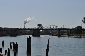 Simpson Avenue Bridge in Hoquiam will close May 4-6 for bridge inspection