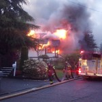 Aberdeen house fire