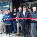Aberdeen VFW Post Ribbon Cutting