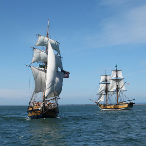 Lady Washington Adds Visit to Westport to Its June Schedule