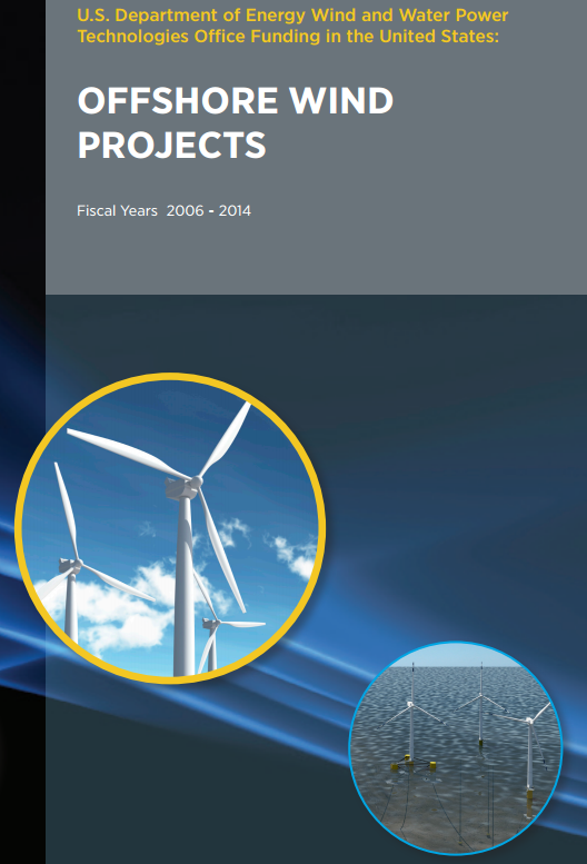 Pacific Northwest Offshore Wind Energy Project to receive DOE support