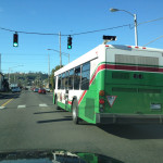 Grays Harbor Transit bus