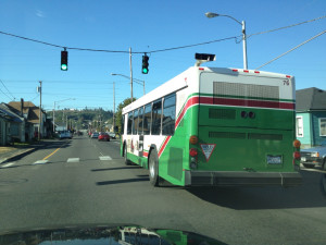 One injured, one cited in Grays Harbor Transit bus accident North of Hoquiam
