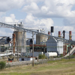 Reynolds Metals Aluminum Smelter Longview