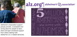 Alzheimer's Association announces Grays Harbor Caregiver Support Group