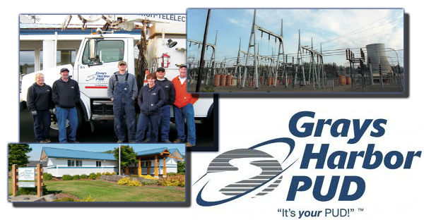Grays Harbor PUD announces planned outage for northern coast customers