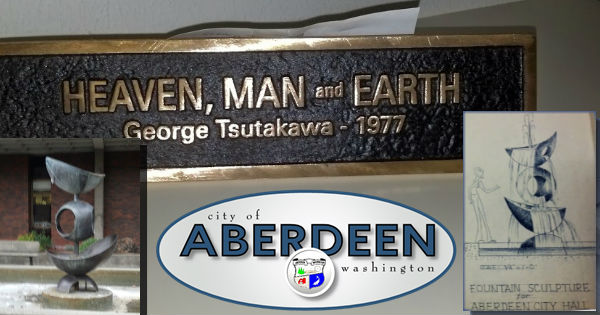 Aberdeen removing water fountain statue for repairs