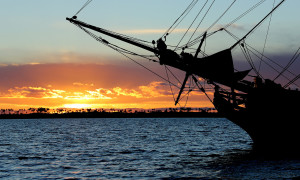 Lady Washington & Hawaiian Chieftain seek crew for special Canadian film charter July 13-17