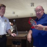 Battalion Chief Bill Mayne retires after 36 years with Aberdeen Fire Department