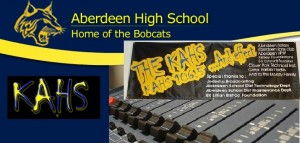 Aberdeen's KAHS radio brings home Washington State High School Radio Awards