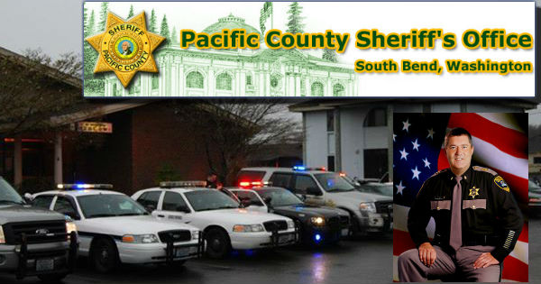 Alert Pacific County Deputy Apprehends Suspect in the Act of Burglary
