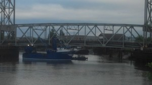 Traffic delays expected as WSDOT inspects damaged Riverside Bridge in Hoquiam