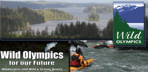 Wild Olympics Wilderness and Wild and Scenic Rivers Act introduced in Congress