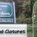 Aberdeen road closures