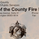 Grays Harbor County Fire Marshal