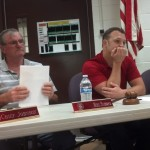 Fire District #2 Administrators - Chief Johnson not shown to the left