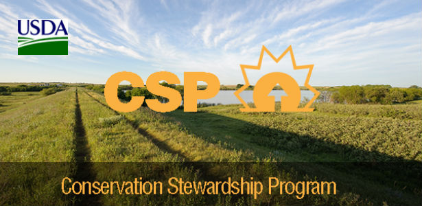 First participants in Conservation Stewardship Program can renew for five more years