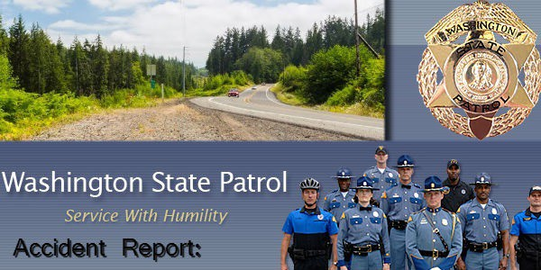 Washington State Patrol accident report