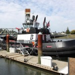 the $11 million Brusco tractor tug-boat