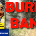 Department of Natural Resources Burn Ban